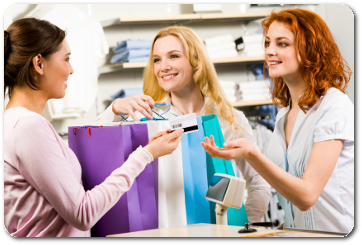Use your MyPrepaidCard to buy presents